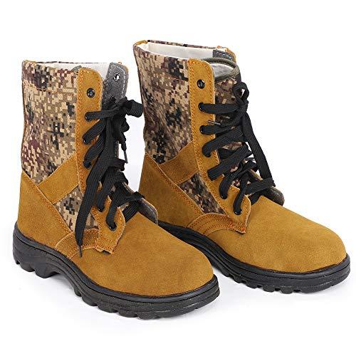 Botas De Rescate, Zapatos De Bombero, Antiarañazos Para El Trabajo En Casa(45-45)
