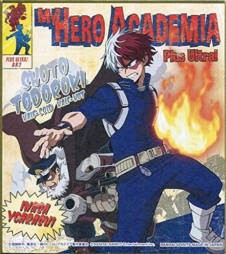 一番くじ 僕のヒーローアカデミア FIGHTING HEROES feat. One's Justice OJコラボ賞1 色紙(轟焦凍&夜嵐イナサ)
