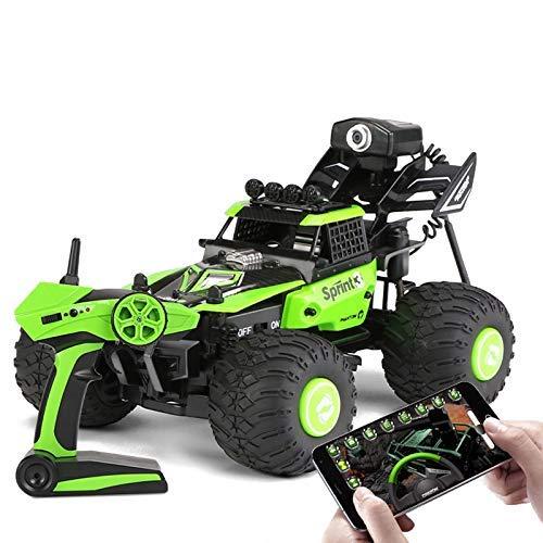 XIALIUXIA Hochgeschwindigkeits-Autoradio Im Maßstab 1:22, 20 Km/H, All-Terrain-Monster-Buggy, Off-Road-Dünen-Buggy, Hobby-Spielzeug Für Kinder Erwachsene