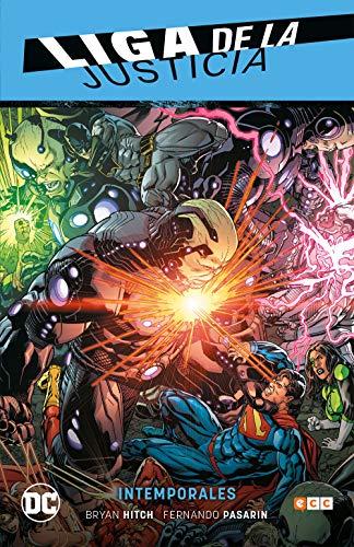 Liga De La Justicia Vol. 03: Intemporales