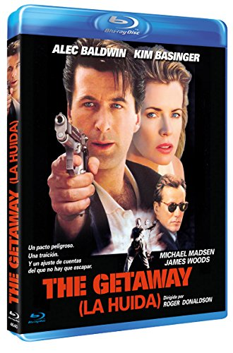 La Huida BD 1994 The Getaway [Blu-ray]