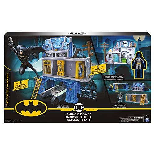 Bizak - Playset Batcueva DC Comics Batman Juguete