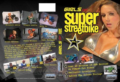 Girls of SUPER STREETBIKE