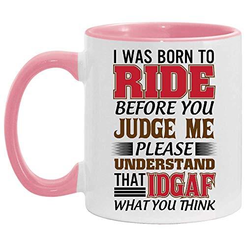 NA Sono Nato Prima Che tu Mi giudichi, per Favore, capisci Le Tazze da caffè