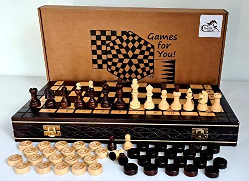 Master of Chess CAPABLANCA DRAFTS - AJEDREZ Y Dibujos 2 EN 1:...