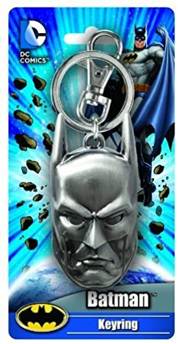 DC Bathomme Head Pewter Key sacue by DC