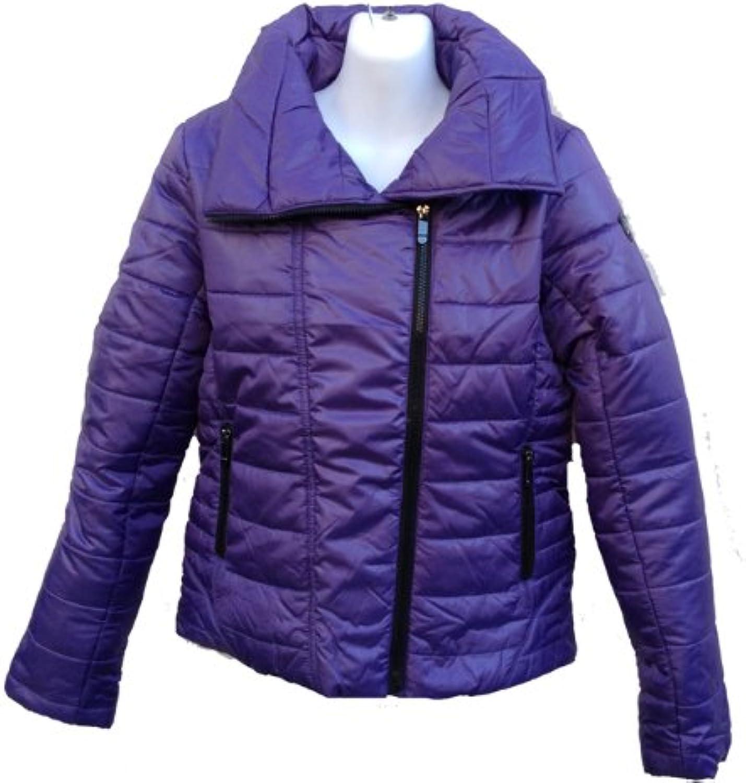 Lotto Sport Denise Zip Women's Jacket Pad, Ultra purple