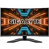 Monitor Gaming Gigabyte G32QC 32' 2560X1440 VA 2K, Negro