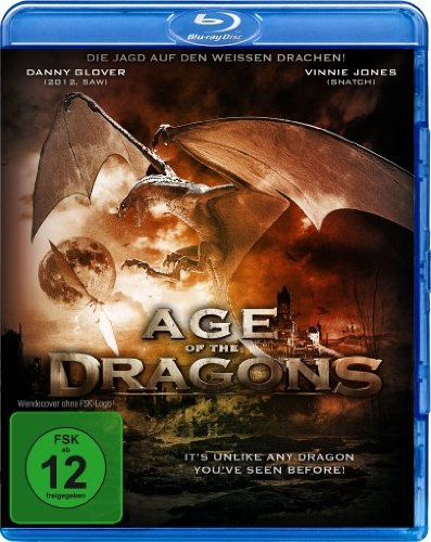 Age of the Dragons [Blu-ray]