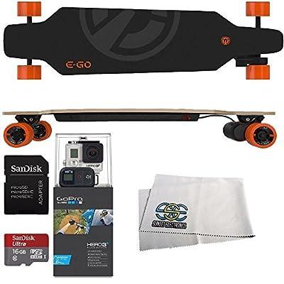 Yuneec E-GO Electric Skateboard BUNDLES