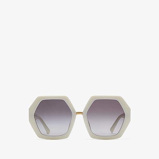 Ivory/Gradient Grey