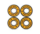 Yellow Jacket Premium Scooter Bearings, Kick Scooter, 608, ABEC 9,...