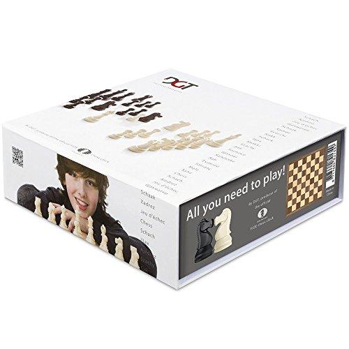 Digital Game Technology BV 10874–Ajedrez Starter Box, Aprendizaje y experimentiersp ielzeug, Gris