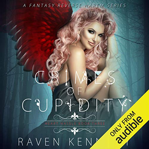 Page de couverture de Crimes of Cupidity