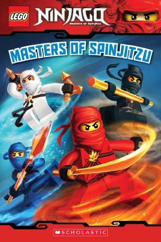 Masters of Spinjitzu (LEGO Ninjago: Reader) (LEGO Ninjago Reader Book 2) (English Edition)