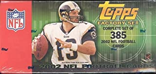 2002 Topps NFL Football Factory Set-Factory sealed, brand new!!