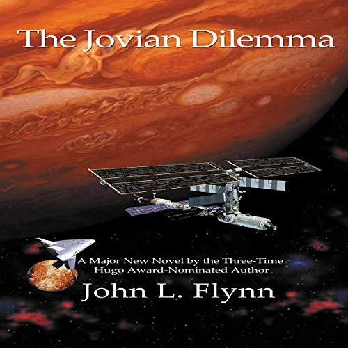 The Jovian Dilemma audiobook cover art