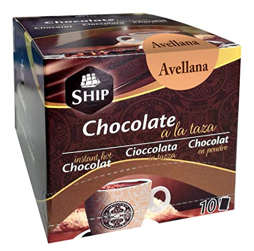 Ship C-10 Sob Chocolate a la Taza Avellana