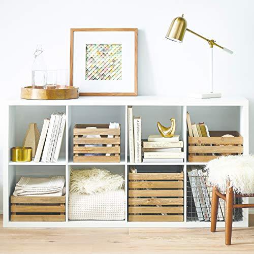 Threshold 8-Cube Organizer Shelf (White)