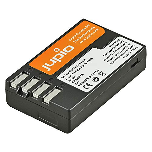 Jupio CPE0012 - Batería para cámara de Fotos Equivalente a Pentax D-Li109...