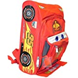 Disney Pixar Cars 2 Rolling Lightning McQueen Luggage SuitcaseDisney Pixar Cars 2 Rolling Lightning McQueen Luggage… by Disney