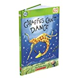 LeapFrog Tag Activity Storybook Giraffes Can't Dance (Scholastic)