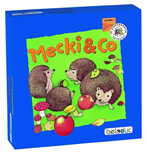 Beleduc - 22355 - Jeu De Dés - Mecki Et Co.