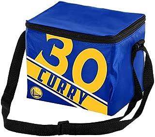 Golden State Warriors Curry#30 Big Logo Stripe 12 Pack Cooler