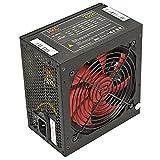 HKC V-POWER 450 Watt ATX PC-Netzteil, Schutzschaltkreise: OPP, OCP, OVP, SCP, 20+4pin Stromversorgung, PFC, leise, 120mm FAN (V-450)