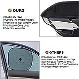Zoom IMG-1 infreecs tendine parasole auto bambini