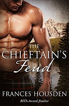 The Chieftain's Feud (Chieftain Series Book 3) by [Frances Housden]