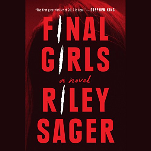Final Girls audiobook cover art