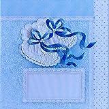 Riolis 0082 PT Kit de point de croix en coton pour bébé garçon Multicolore 2121 cm