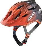 ALPINA Carapax JR, Caschi da Ciclismo Unisex-Youth, Indigo-Drop, 51-56...
