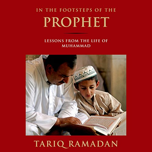 In the Footsteps of the Prophet audiobook cover art