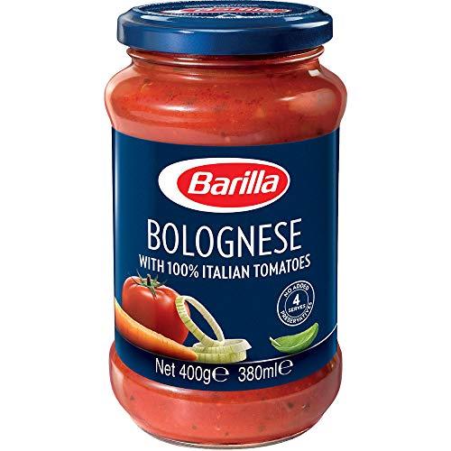 Barilla Pastasauce Base per Bolognese – Saucenbasis 1 Glas (1x400g)