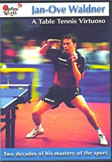 Reflex Sports DVD: Jan-Ove Waldner: A Table Tennis Virtuoso