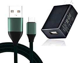 New Fire Charger Adapter with 3A USB C 6Ft Charging Cord Compatible for Amazon Fire HD 8 8Plus 10 Table and Kids Edition(9...