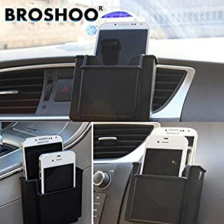 Shelves - New Arrived Auto Car Mobile Phone Holder Stand for for Iphone 4 5 6 Plus for Samsung for HTC Card Sunglasses Car...