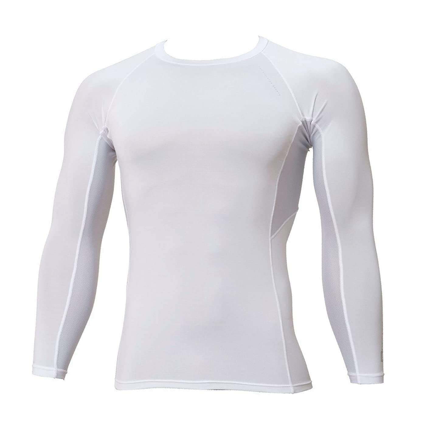 リーチ領事館カイウス藤和 TS DESIGN ロングスリーブシャツ 3L ホワイト 84105