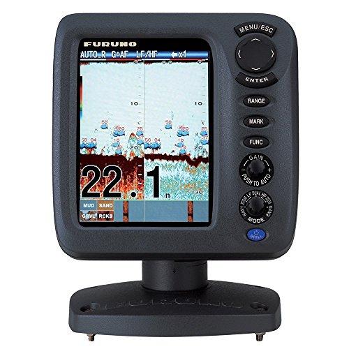 """Furuno Fcv627 Fcv627 ecoscandaglio con 5.6"""" LCD a colori, 600W di potenza, 50/200Khz, e in basso la discriminazione. Senza trasduttore."""