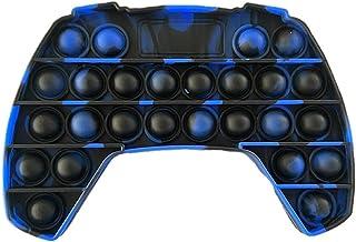 DASINI Push Pop Bubble Sensory Fidget Toy, Pop It Fidget Jouets, Anti-Stress Silicone Sensoriel Toy, Autisme Besoins Spéci...