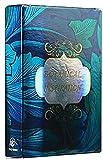 YQRX Inspiración botánica Set Oracle Tarjeta, Misterioso Destino Divination Tarot Deck, Juegos de Mesa con Guía de Juegos Divertidos para niños (Bolsa, Mantel)