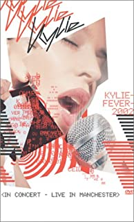 Kylie Minogue: Fever 2002 - Live in Manchester