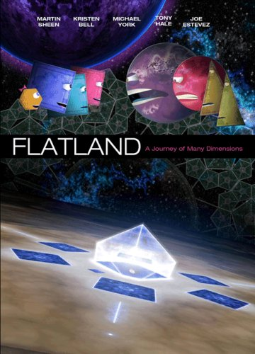 Flatland: A Journey of Many Dime...