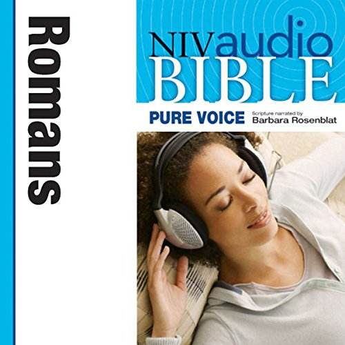 NIV New Testament Audio Bible, Female Voice Only: Romans cover art