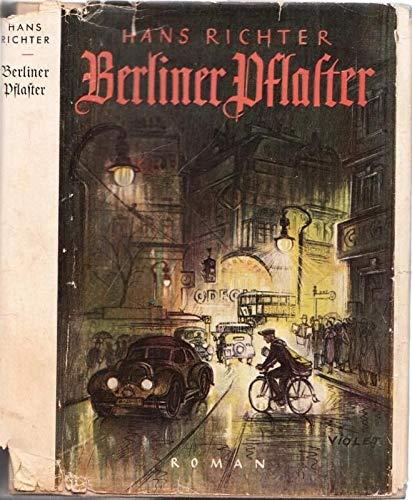 Berliner Pflaster - Roman.