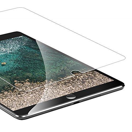 Pellicola Protettiva per Nuovo iPad Pro 10.5 pollici 2017, ESR Pellicola Vetro Temperato di 9H Durezza per Apple New iPad 10.5 inch. (New Model 2017)
