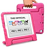 Cooper Dynamo [Rugged Kids Case] Protective Case for iPad 4, iPad 3, iPad
