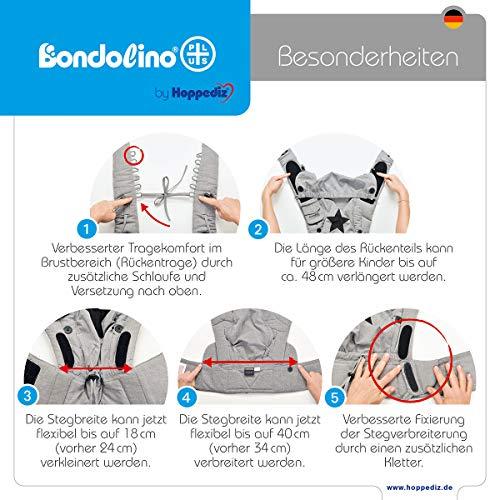 Hoppediz Bondolino Komforttrage Klassik im Test [Update: Bondolino Plus] - 7